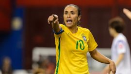 España-Brasil, Mundial de Canadá 2015