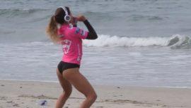 Anastasia Ashley ya no es surfista