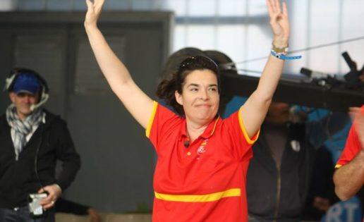Yolanda Matarranz reina en la petanca