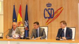 La Federación Española de Rugby presenta la Liga 2015-2016