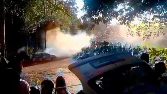 El peor accidente de la historia del motor en España
