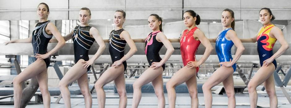 Comienza el mundial de gimnasia art stica otro deporte for Deportes de gimnasia