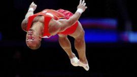Ray Zapata sigue haciendo historia en el mundo de la gimnasia