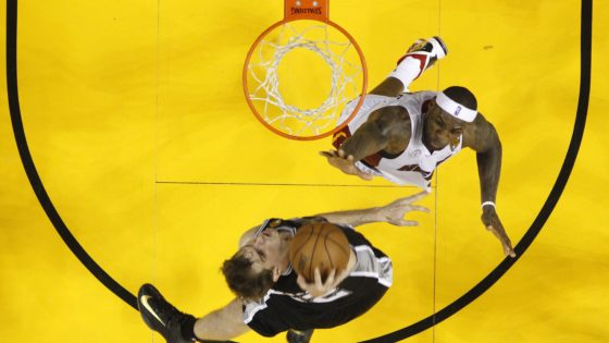 ¿La mejor jugada del año en la NBA?