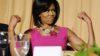 El mate de Michelle Obama en las narices de LeBron James