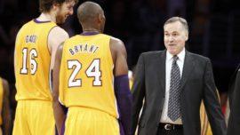 D'Antoni abre la puerta de los Lakers a Pau Gasol