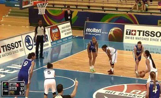 La jugada más absurda de la historia del baloncesto