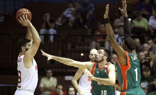 Las canastas imposibles de 2014 en la ACB