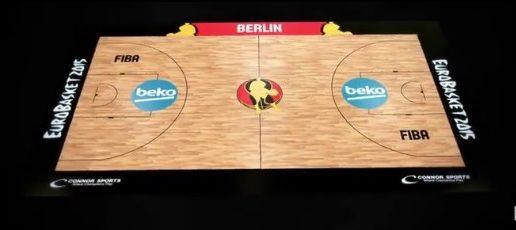 Así serán las canchas del Eurobasket 2015