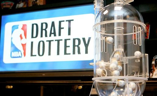 Draft lottery – Aire para los Timberwolves