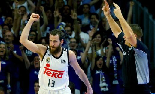 ¿Sergio Rodríguez a la NBA?