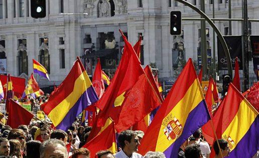 Los republicanos pinchan en Madrid