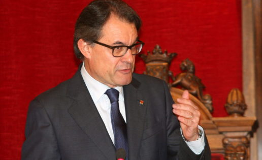 SOS de Artur Mas a Rajoy