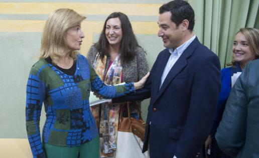 Nerviosismo en el PP andaluz