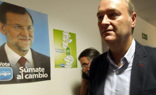 Catarsis en el PP: la huida de Fabra y el enfado de Herrera