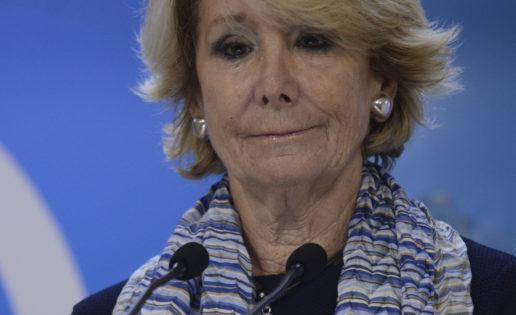 El ocaso de Aguirre y la corrupción en el PP