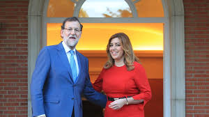 Rajoy y Susana Díaz se hablan, a espaldas de Sánchez
