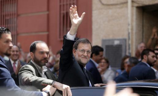 """Rajoy, sin """"heredero natural"""", quema su último cartucho"""