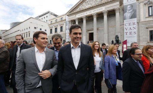 El veto de Sánchez y Rivera a Rajoy da alas al PP