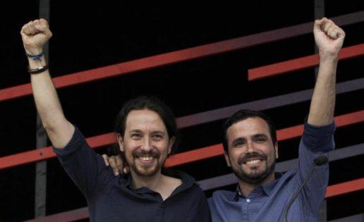 """Iglesias hace historia y da el """"sorpasso"""" a Pedro Sánchez"""