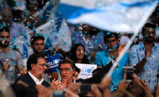 Feijóo sí puede ser el sucesor de Rajoy
