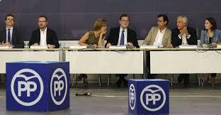 El PP ve difícil la abstención del PSOE a Rajoy