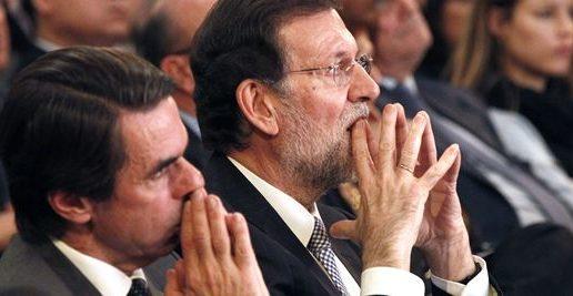 El PP no llorará a Aznar