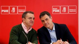 La cara dura del PSOE al juzgar a Cifuentes