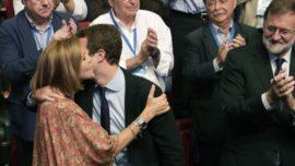 Ganan Casado y Cospedal, pierde Arenas