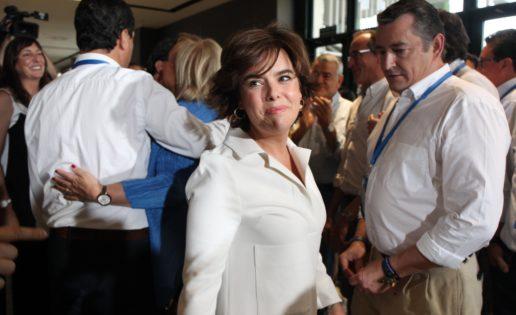 Soraya, la política a la que nunca quiso el PP
