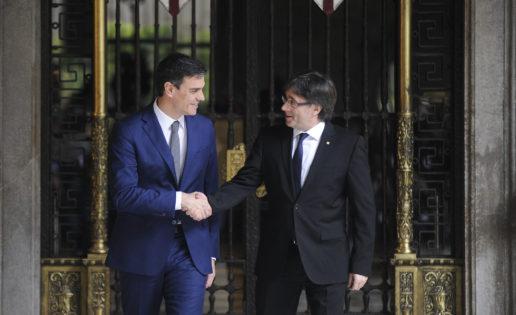 ¡Señor Sánchez, su obligación es defenderme frente a los secesionistas!