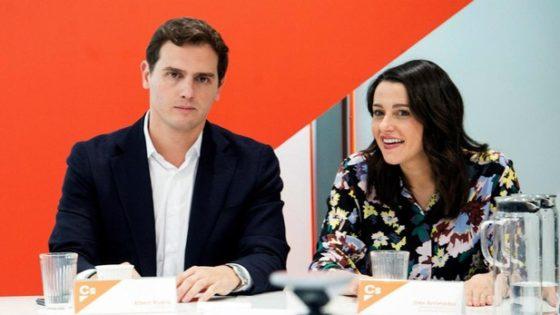 Inés Arrimadas no será el florero de Albert Rivera en Madrid