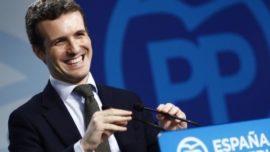 Casado, sin ataduras, se libera de Rajoy en las listas del PP
