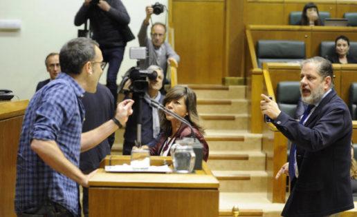 """Julen Arzuaga, ¡tú si que eres un """"lobby infecto""""!, aunque Sánchez te apoye"""