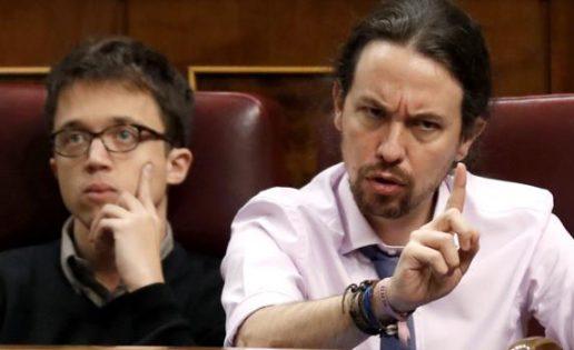 Pablo Iglesias responsabiliza a otros de su fracaso electoral ¿y el chalet, qué?