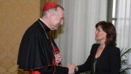 Carmen Calvo quiere ponerle un bozal a la Iglesia Católica, ¡qué la deje en paz!