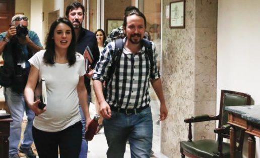 España en manos de un Frente Popular de izquierdas, ¡qué desgracia!