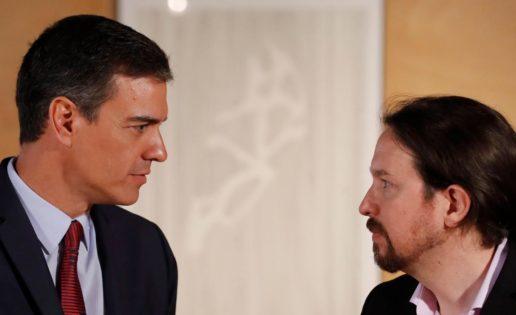¿Ministros de Podemos? España en peligro
