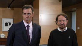 ¿Y si Iglesias apoya a Sánchez y lo somete a un calvario en el Parlamento?