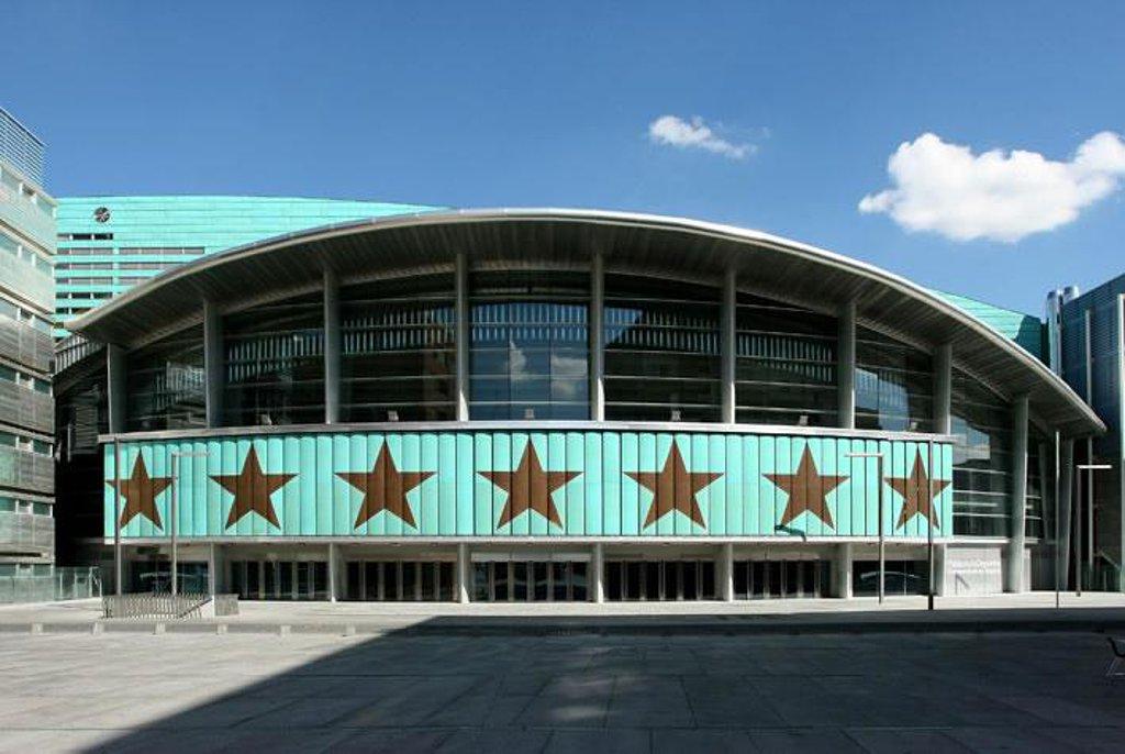 C mo ver el rey la final four de baloncesto protocolo - Pabellon de deportes de madrid ...