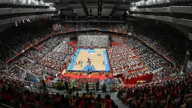 C mo ver el rey la final four de baloncesto protocolo y etiqueta - Pabellon de deportes madrid ...