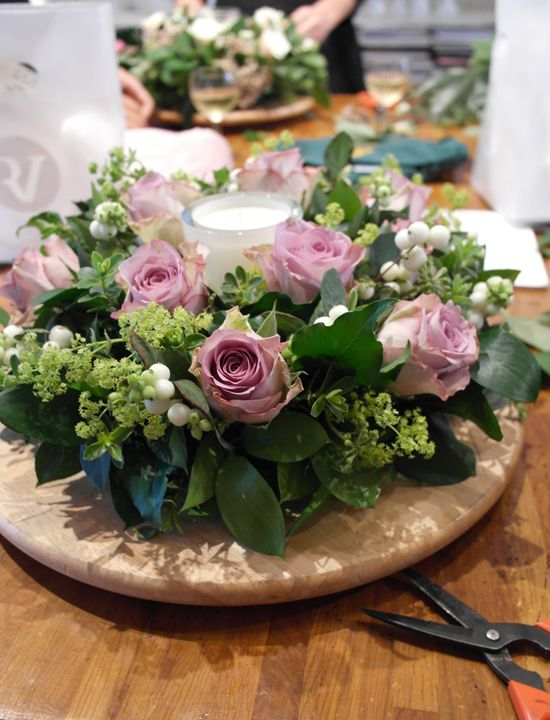 10 tips para decorar tu mesa con flores protocolo y etiqueta - Centros para decorar mesas ...