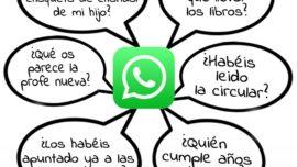 Netiqueta: los grupos de WhatsApp del colegio