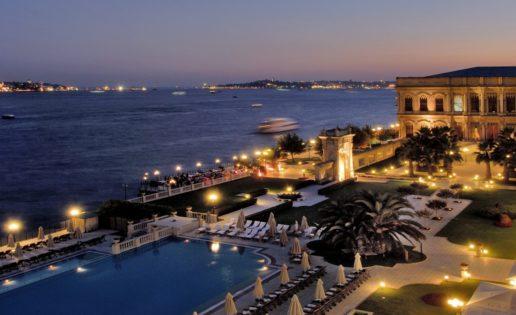 El Real Madrid duerme en uno de los mejores hoteles del mundo