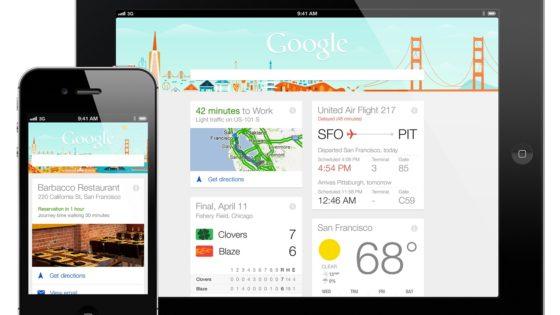 Google Now también cambia la forma de viajar