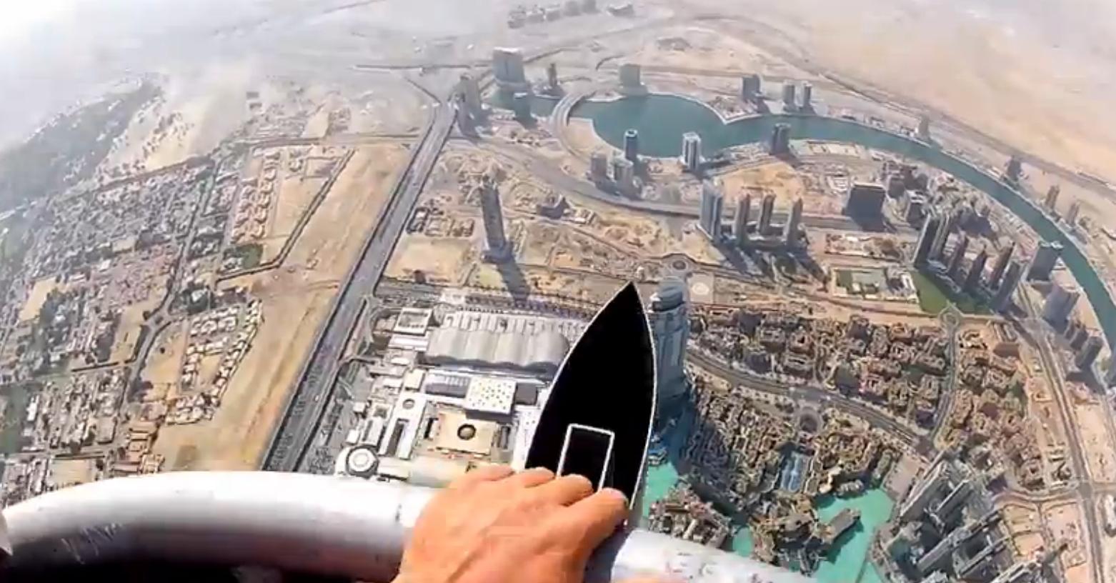 google fotografa en por dentro y por fuera el edificio ms alto del mundo prxima estacin