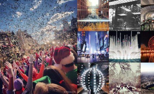 Los diez lugares más fotografiados en Instagram en 2013