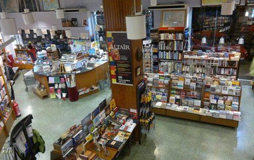 Cierra la librería Altaïr de Madrid