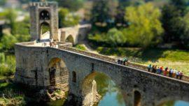 Gerona en miniatura y otros cuatro vídeos especiales de Cataluña
