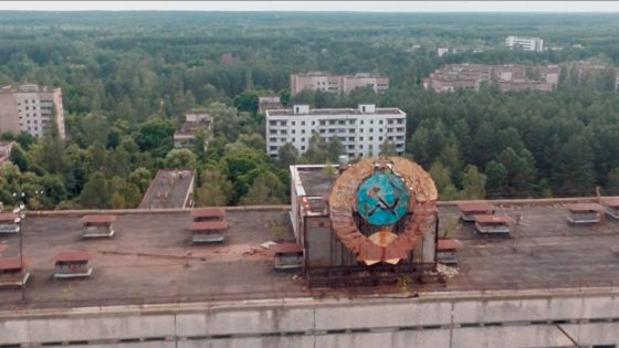 Vídeo: viaje a la ciudad fantasma de Prípiat, Chernóbil